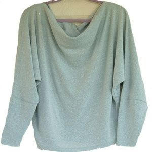 Free People Valencia Top Large Gray